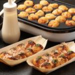 Veganes Takoyaki - Die Tofubällchen