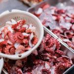 Takoyaki Rezept mit Oktopus