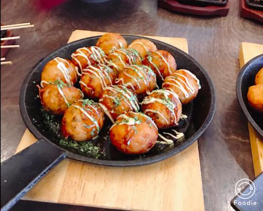 Takoyaki Düsseldorf
